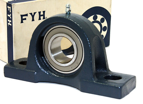 FYH Bearing UKP308 35mm Pillow Block Tapered bore with adapter Mounted 11195