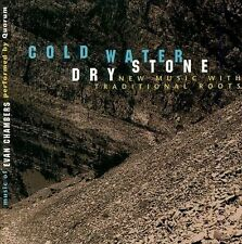 Cold Water Dry Stone: New Music with Traditional Roots (CD, Jan-2001, Albany