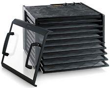 Excalibur 3926TCDB Clear Door 9 Tray Raw Food Dehydrator w/ Timer NEW  MODEL
