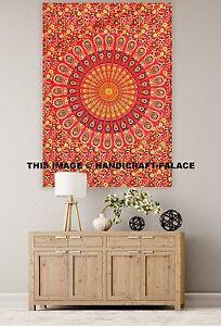 Indischen-Mandala-Yoga-Matte-Wand-haengenden-Werfen-Tapisserie-Tischdecke-Poster