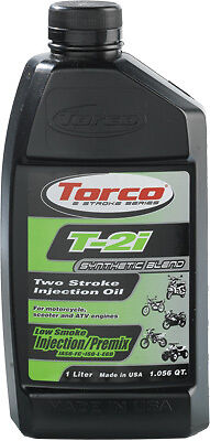TORCO T-2I 2-STROKE INJECTION OIL 5G AL T920022E  5GAL  big discount prices