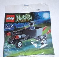LEGO Monster Fighters Coffin Car (30200) Exclusive Polybag - 6014735 Toys