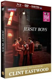 Jersey-Boys-BLU-RAY-DVD-NEUF-SOUS-BLISTER-Clint-Eastwood-The-4-Seasons