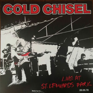Cold-Chisel-Live-At-St-Leonards-Park-28-05-78-2017-RSD-Black-Friday-LTD-ED