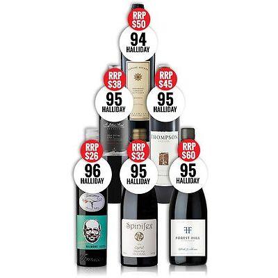 Halliday Premium Reds (6 Bottles)