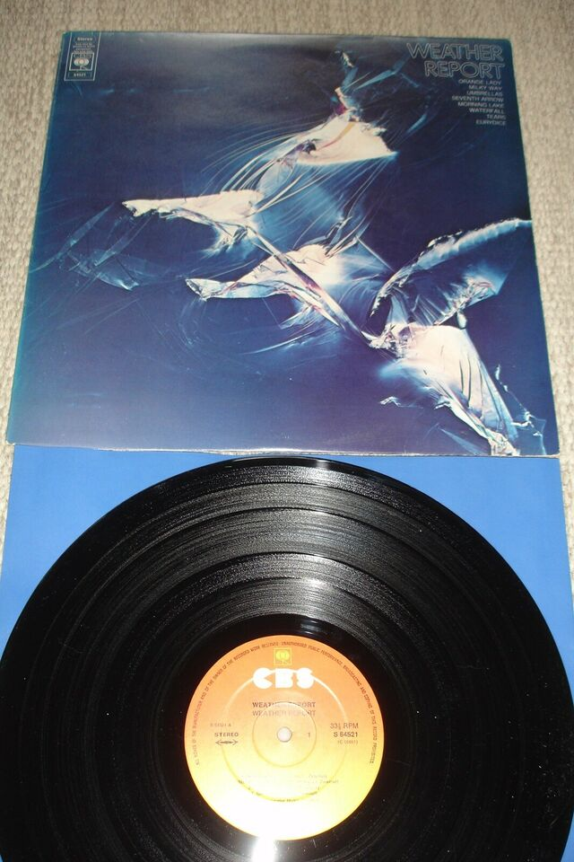 LP, Weather Report, Weather Report