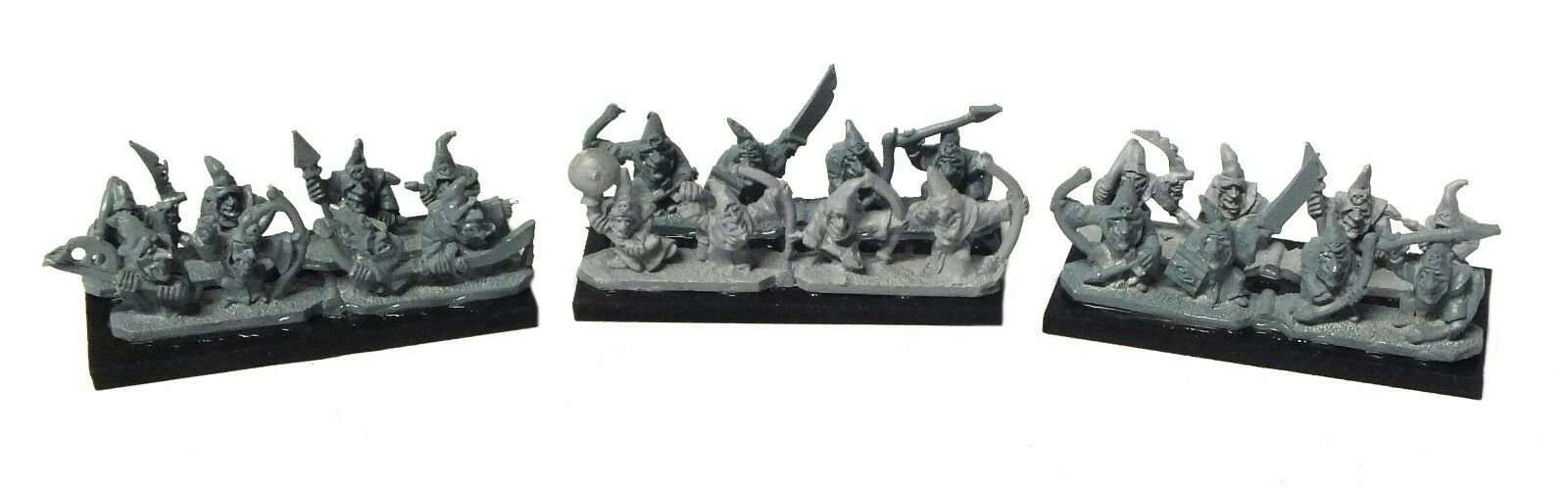 Warmaster - Orcs Night Goblin Archers - 10mm