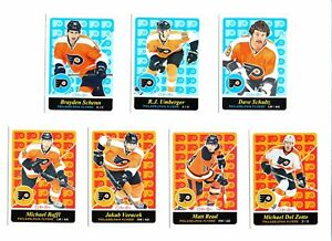 2015-16-O-Pee-Chee-Retro-Philadelphia-Flyers-Hockey-Cards