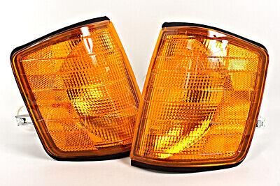Mercedes 190 W201 82-93 Stufenheck gelb//orange Blinker Blinkleuchte rechts