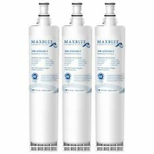 3 Pack Refrigerator Water Filter Replacement for Whirlpool WRX735SDHZ