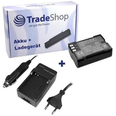 Batería 2x para olympus e300 e510 e510 e515 e520 e-520 blm1