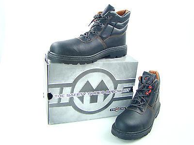 RIMONT Arbeitsschuhe 48 NEU Berufsschuhe Stiefel Boots Sicherheitsschuhe S3 5331