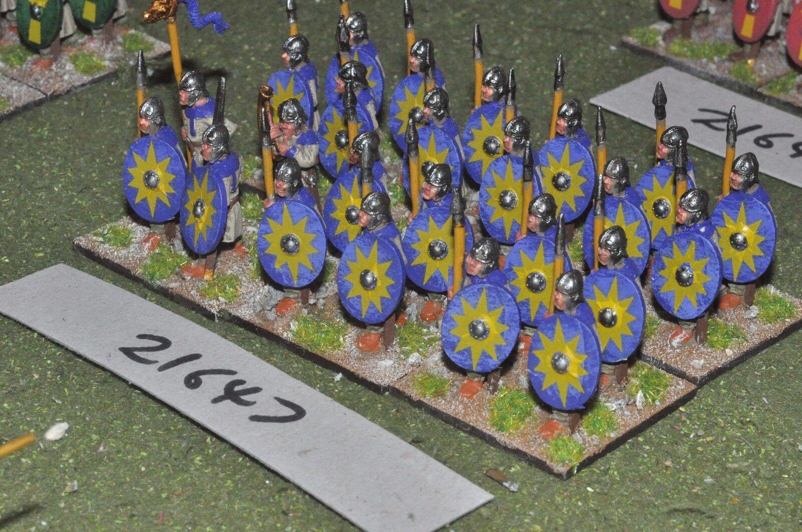 100% garantía genuina de contador 25mm época época época Romana Romana-legionarios 24 higos Infantería-INF (21647)  Garantía 100% de ajuste