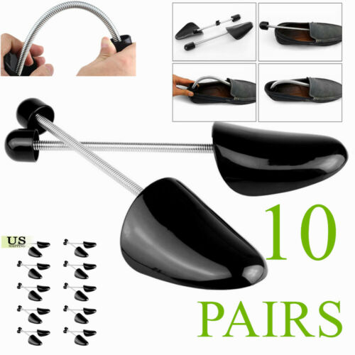 20PCS//lot 2-Way Spring Keepers Support Stretcher Leather Shoe Shapers Shoes Tree