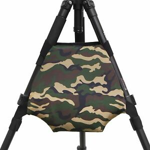 Camo-Shoulder-Pod-Pad-Support-For-Gitzo-Manfrotto-Large-Heavy-Tripod-Camera-Lens