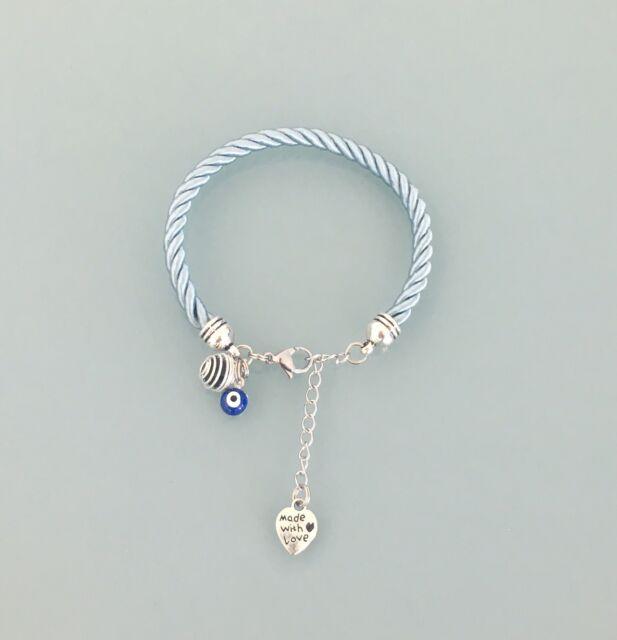 f55a35a2935d Bracelet À Parfumer Œil Grec, Bijou Mauvais Œil, Bracelet, Idée Cadeau Femme