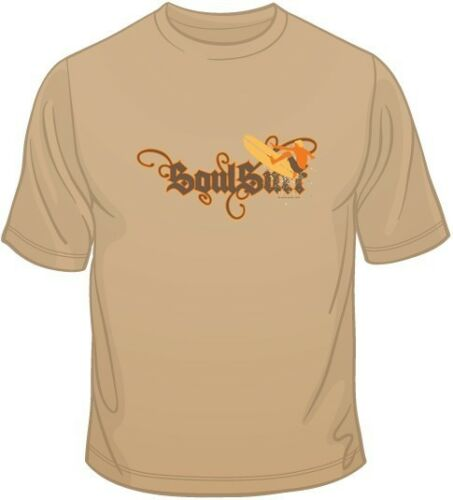 Soul Surf T Shirt You Choose Style Size Color Up to 4XL 10108