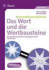 Das Wort und die Wortbausteine von Denise Müller und Simone Sichert (2013, Geheftet)