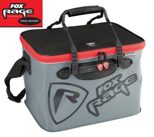Tackletasche für Kunstköder Fox Rage Welded Bag Large Angeltasche 38x28.5x26cm