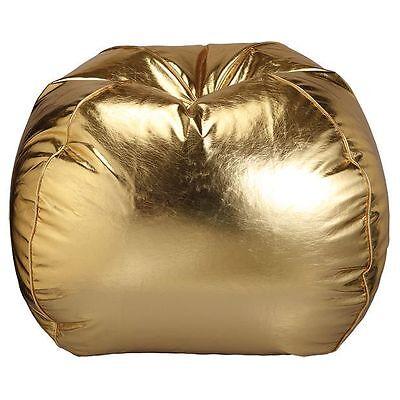 NEW Gold 200L Bean Bag Cover