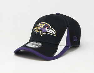New Era Herren Herren Kappe 39thirty 1990 Baltimore Ravens Kappe