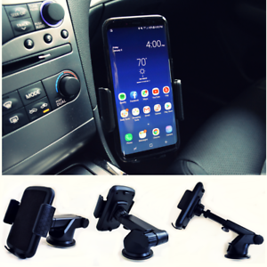Universal Car Windshield 360° Dash Mount Cell Phone Holder for Samsung Galaxy S8