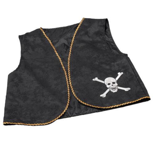Adulto Costume Pirate Party Costume accessori di tutti i tipi