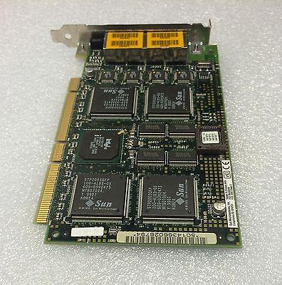 Oracle Sun X1034A QUAD FAST ETHERNET PCI CARD