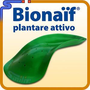 PLANTARE ANATOMICO ATTIVO BIONAIF MOLTEPLICI VANTAGGI PER..