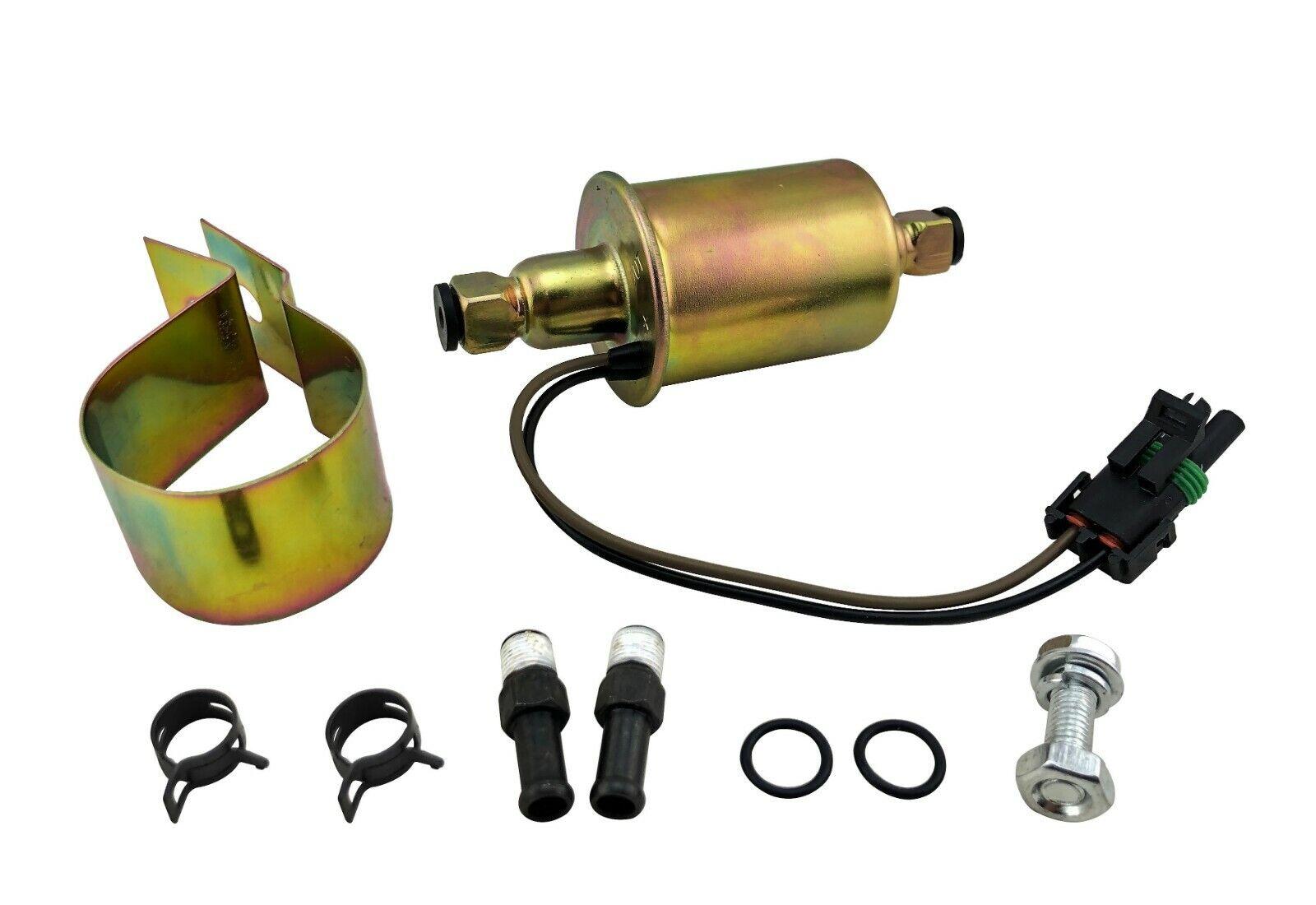 1983-1989 Hi Flow Inline Fuel Pump for Mercury Marquis /& Merkur XR4Ti 2.3L Turbo