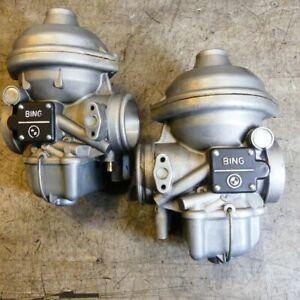 BMW-R-100-GS-039-R-100-R-Vergaser-paar-40er-GUT-A1-01-02-05-39510