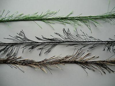 cours les cheveux plates-formes Renvoyé rig camouflage weed effet Cheveux Rig la carpe