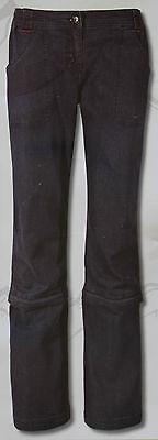 hochwertiges Design gute Qualität besser 1176 Crivit Damen Trekkinghose Outdoorhose Wanderhose Funktionshose blau  Gr.38 | eBay