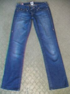 TRUE-RELIGION-STRETCH-JEANS-WMN-SIZE-8