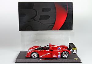 precios bajos BBR Ferrari 333 SP 1994 ápice IMSA IMSA IMSA 1994 Road Atlanta 1 18 LE100 Bbrc 1819CV  nuevo   solo cómpralo
