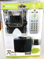 Delphi Roady Home Kit For Xm Satellite Radio - Remote Control Power Adapter