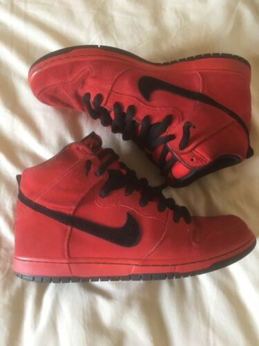 Diables 45 Dunk Sb Rouges High Taille Nike twU7Yqt