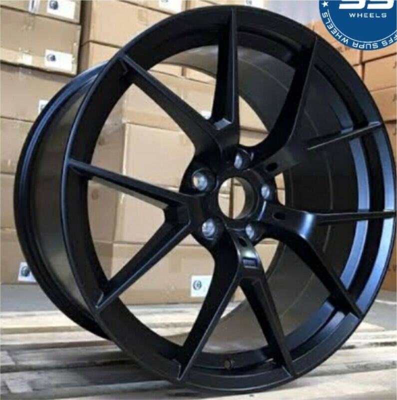 20x8.5 & 20x10 M4 CS wheels. For sale brand new in the box