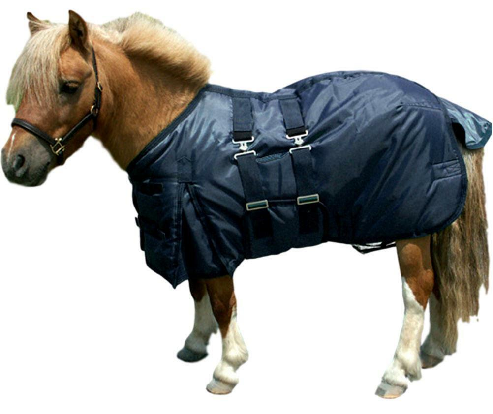 Intrepid International NEW Miniature Horse Turnout Blanket 600D Waterproof