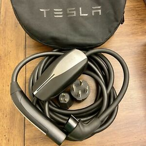 Tesla Model S X Gen 1 Mobile Connector 1P, NA Charger 40A ...