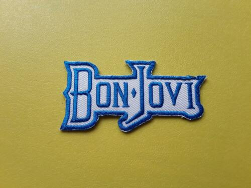 PUNK METAL MUSIC SEW ON /& IRON ON PATCH:- BON JOVI POP ROCK