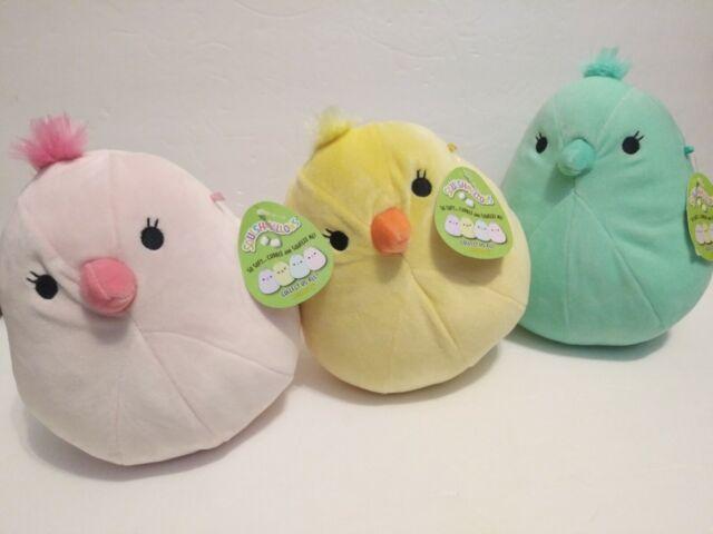 11Squishmallow Baby Chick Plushie