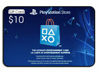 Sony Playstation $10 Network Gift Card