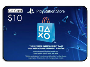Us Playstation Network Prepaid Psn Gift Card For Ps4 Ps3 Psvita Psp