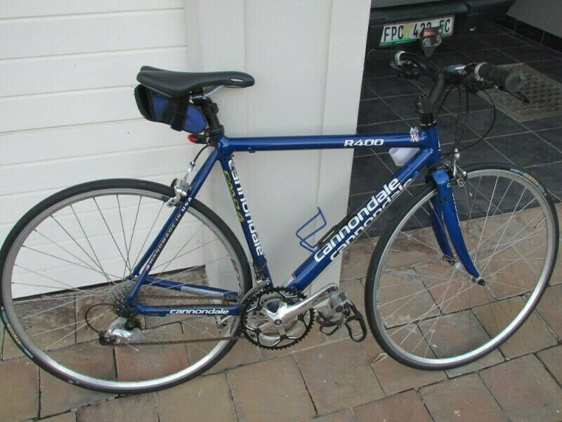 Cannondale R400 , Caad 4/Offroad Bike