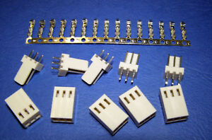 5-x-3-Way-PCB-Connector-Header-Housing-and-Terminals
