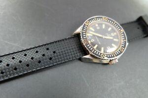 Détails Tropic Montre Suisse Omega Sur Caoutchouc Bracelet Rolex Plongée Pour vgIYb7yf6