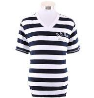 Aeropostale Men Short Sleeve Striped Graphic Aero Ny T-shirt 4969 $0 Free Ship