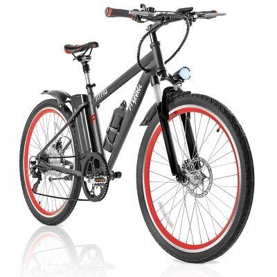 "Bicyclette electrique Savage 36V 250W roue  26"" derailleur  Shimano –FitFiu"
