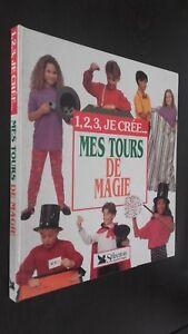 1,2, 3 Yo Cree Mis Magia READER'S DIGEST Demuestra 1993 Buen Estado